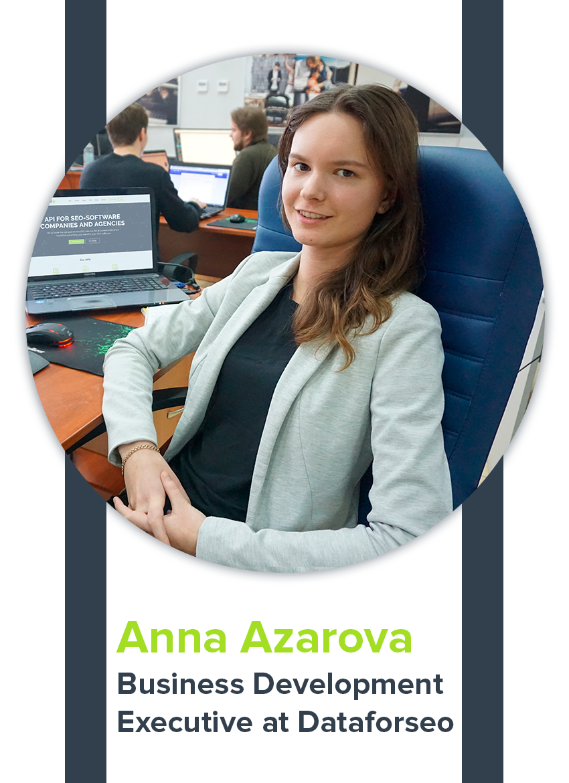 AnnaAzarova Business Development Executive