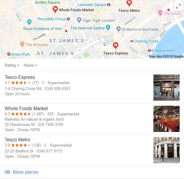 SERP Extra API Update: How to Extract Local Pack and Do It