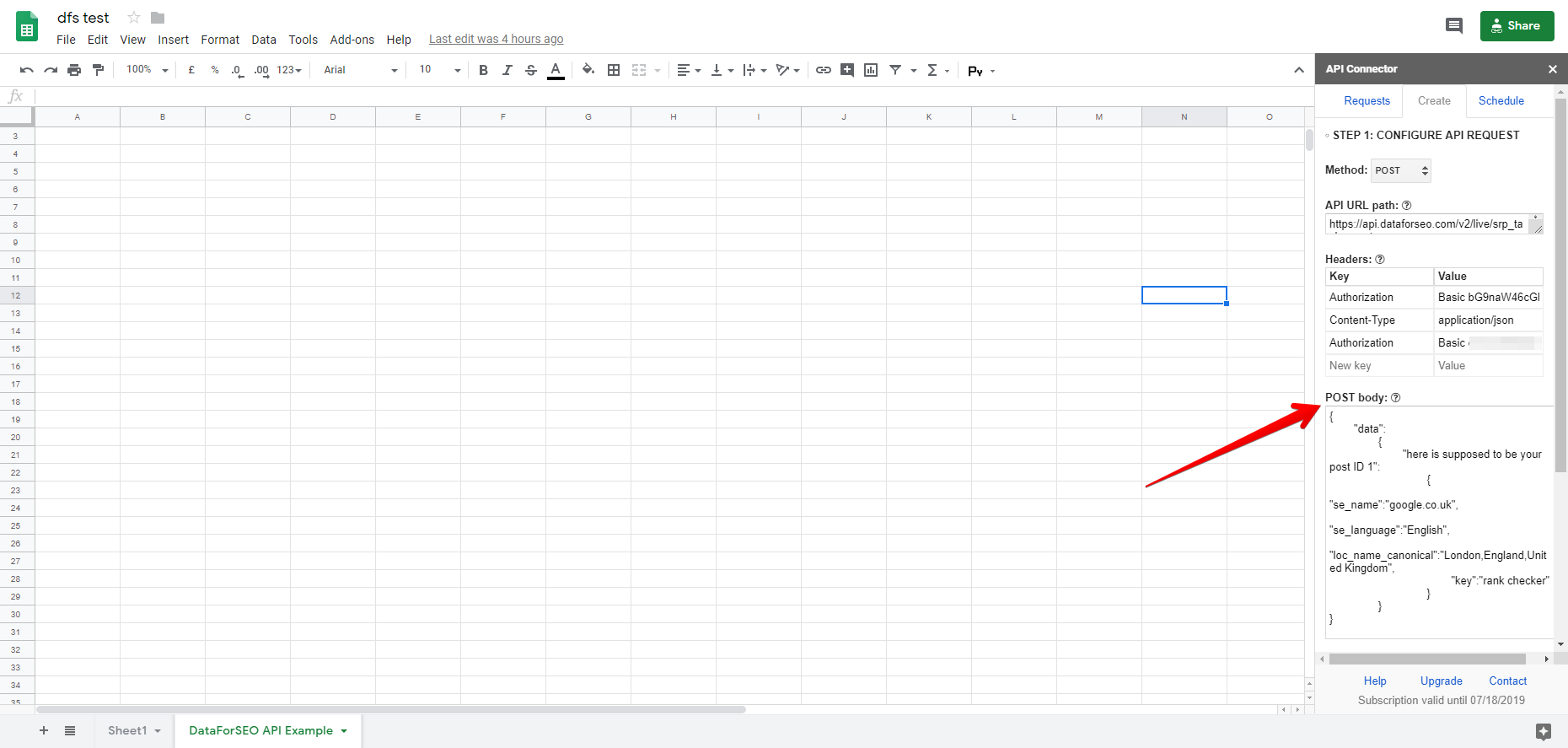 How to Get Your Own SEO Tool Up and Running in Google Sheets