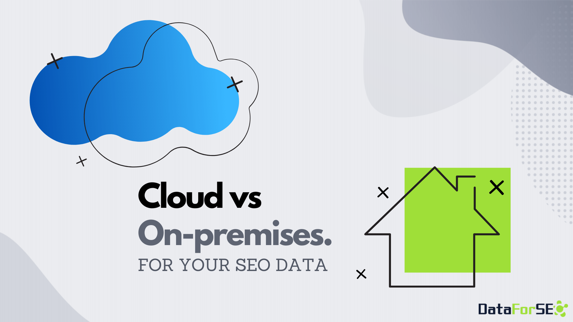 cloud vs on-premises for seo software