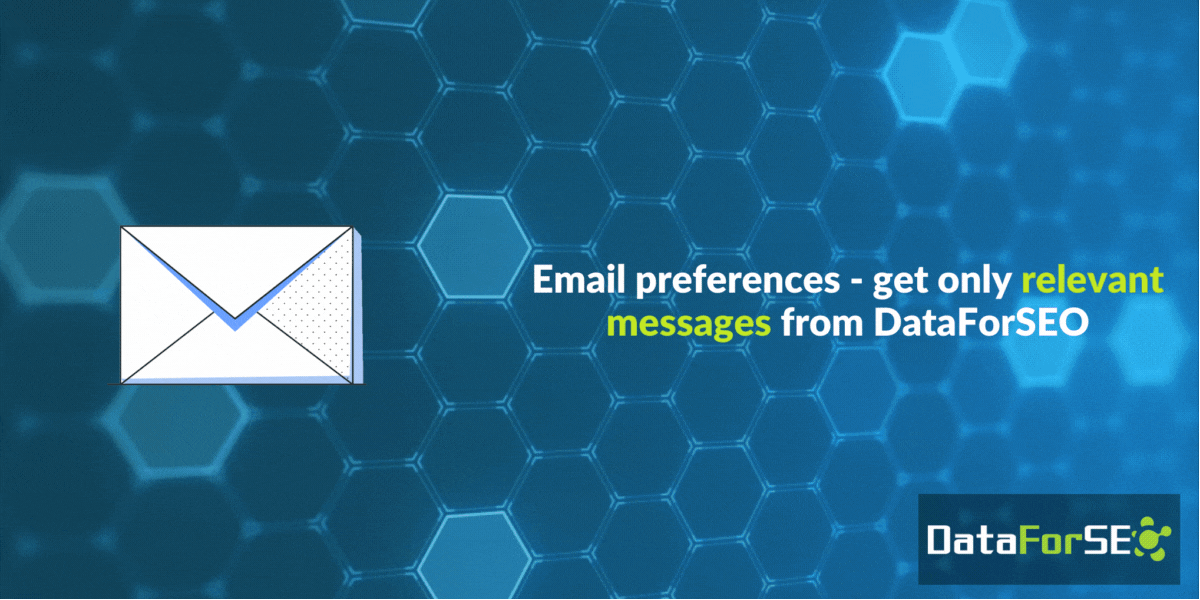 Introducing Email Preferences