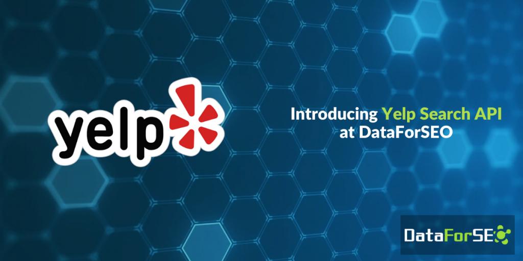 Introducing Yelp Search API